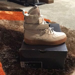 Womens Nike Special Force AF1